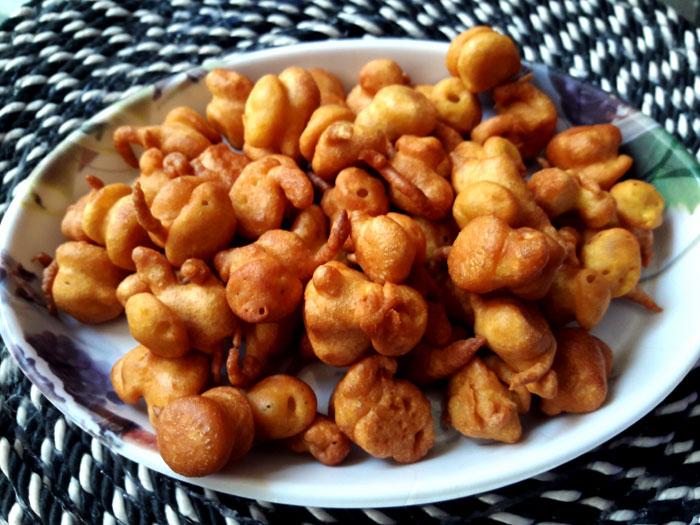 Kadhi pakora recipe