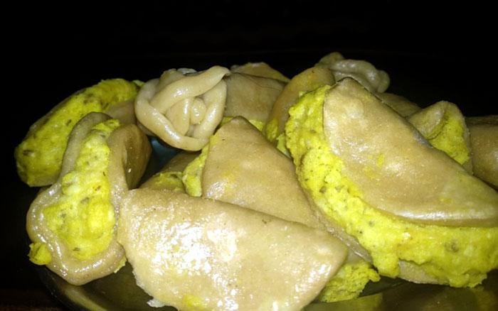 Fara | rice fara recipe