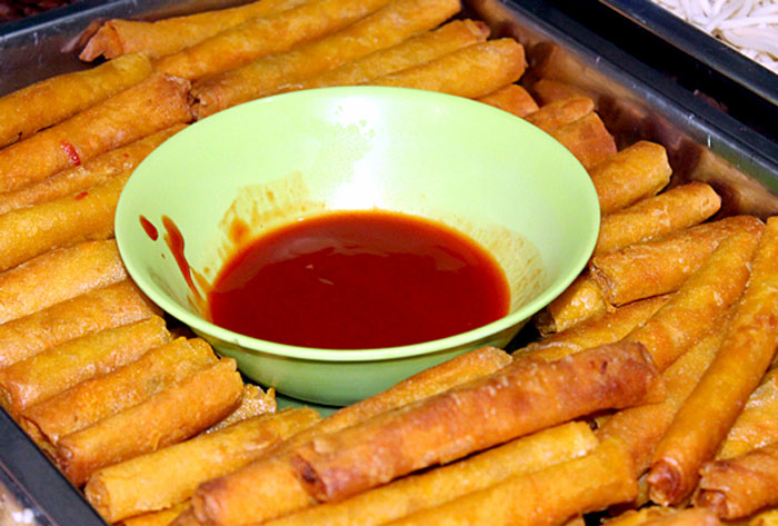 How to make Spring rolls | Spring rolls recipe | Chinese food
