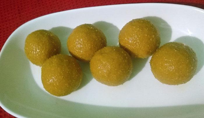 Besan Ladoo recipe   बेसन के लड्डू