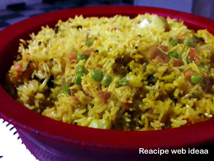 Tehri recipe   Tahari recipe