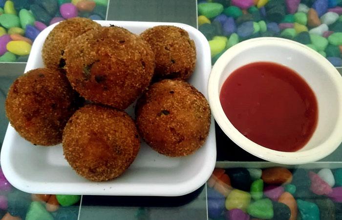 potatocheese balls recipe   starter recipe