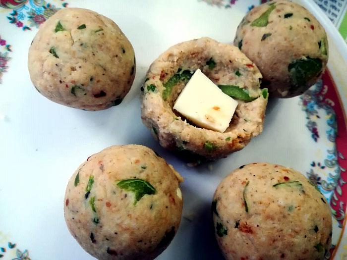 how to make cheese balls   potatocheese balls recipe   starter recipe