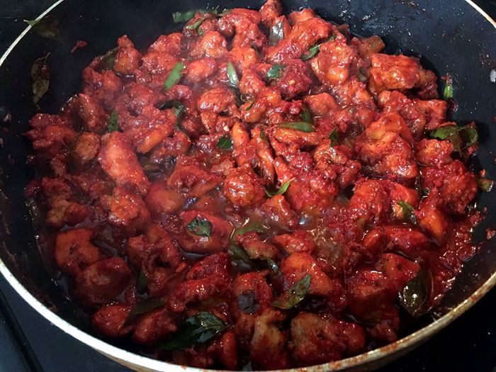 Chicken 65 gravy recipe | Chicken 65 Recipe | non-vegetarian