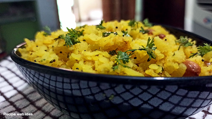 Kanda Poha recipe | Indian snacks