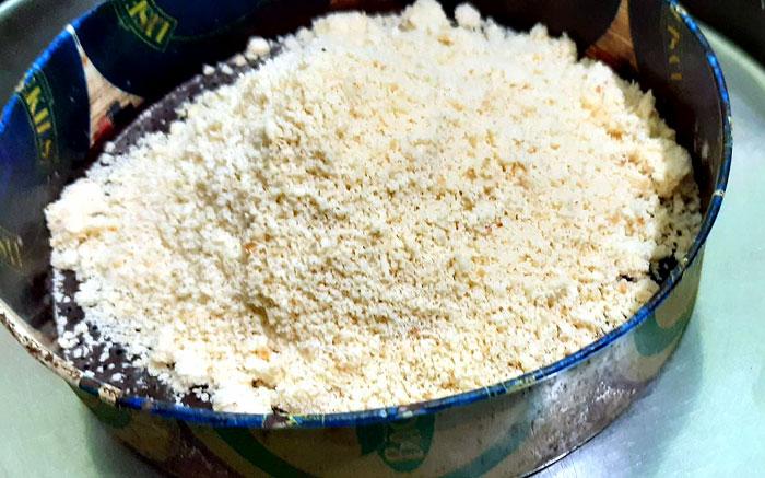 stuffed peanut roll | peanut roll recipe | peanut recipes | Indian dessert