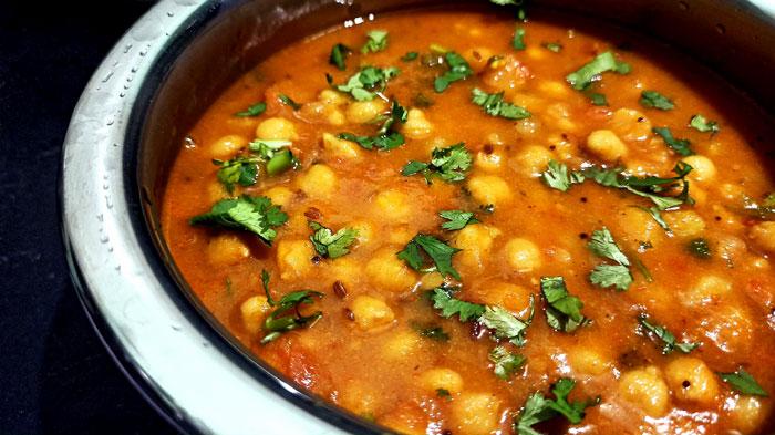 Punjabi Chana Chole Recipe