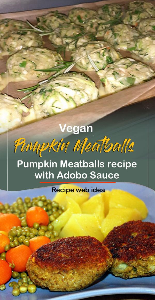 Pumpkin Meatballs recipe