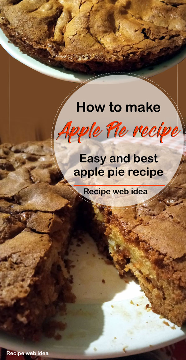 apple pie filling | how to make apple pie