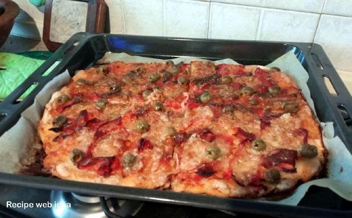 Pizza Napoli | Italian food