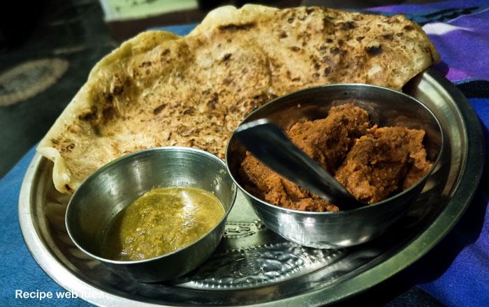 Veg Kebab Paratha recipe | Street food