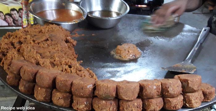 Veg Kebab Paratha recipe